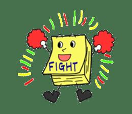 "the tag ""memottokun"" sticker #470142"