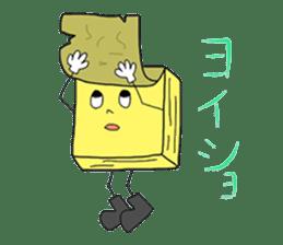 "the tag ""memottokun"" sticker #470165"
