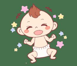 BABY!! sticker #470258