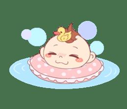 BABY!! sticker #470261