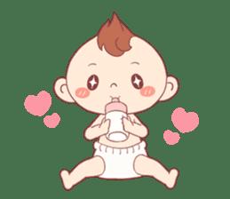 BABY!! sticker #470264