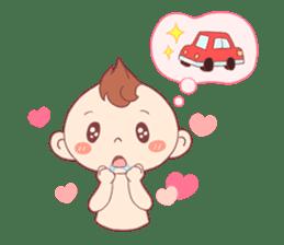 BABY!! sticker #470280