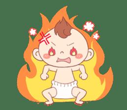 BABY!! sticker #470283