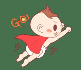 BABY!! sticker #470287