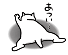 bigwig cat sticker #470517