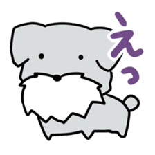 Puchi-Inu sticker #470976