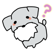 Puchi-Inu sticker #470977