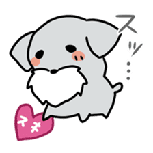 Puchi-Inu sticker #470981