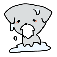 Puchi-Inu sticker #470982