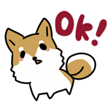 Puchi-Inu sticker #470985