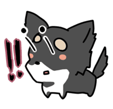 Puchi-Inu sticker #471000