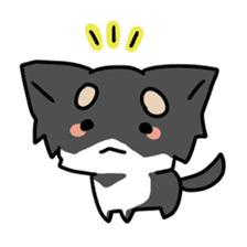 Puchi-Inu sticker #471001
