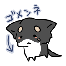 Puchi-Inu sticker #471002