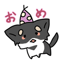 Puchi-Inu sticker #471003