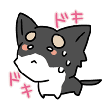 Puchi-Inu sticker #471008