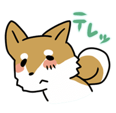 Puchi-Inu sticker #471009