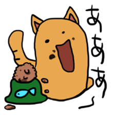 nekomaru sticker #471058