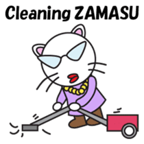 ZAMASU Mom English version sticker #471304