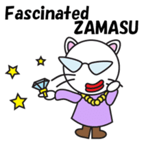 ZAMASU Mom English version sticker #471316