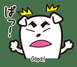 Kumamoto-Ken sticker #471641