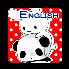 Panda and rabbit(English version)