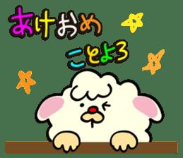 Moffy the Sheep! sticker #471777