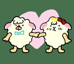 Moffy the Sheep! sticker #471781