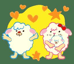 Moffy the Sheep! sticker #471782