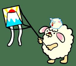 Moffy the Sheep! sticker #471784