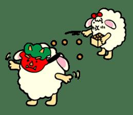 Moffy the Sheep! sticker #471785