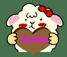 Moffy the Sheep! sticker #471786