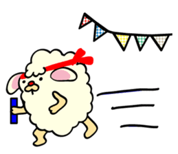Moffy the Sheep! sticker #471790