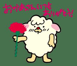 Moffy the Sheep! sticker #471791