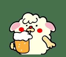Moffy the Sheep! sticker #471793