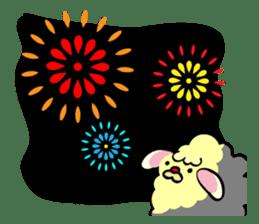 Moffy the Sheep! sticker #471799