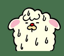 Moffy the Sheep! sticker #471801