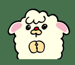 Moffy the Sheep! sticker #471802