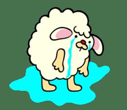 Moffy the Sheep! sticker #471806