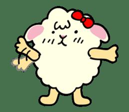 Moffy the Sheep! sticker #471810