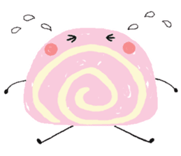 """40 different sweets """"Sweeties"""" sticker #471865"""