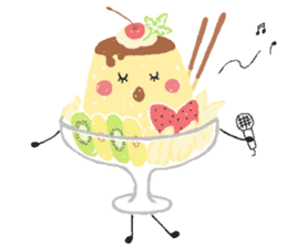 """40 different sweets """"Sweeties"""" sticker #471893"""