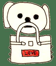PTANPOP little monster sticker #472629