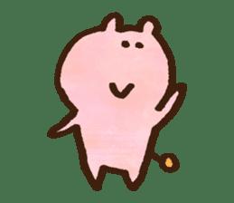 Monya and Uyu goma sticker #473375