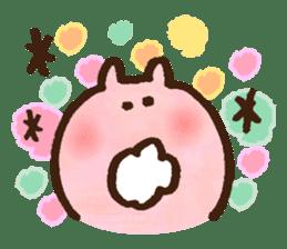 Monya and Uyu goma sticker #473381