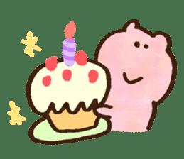 Monya and Uyu goma sticker #473399