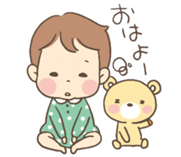 boy&bear sticker #473815
