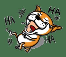 Shiba Dog PanPan's normal life sticker #474071