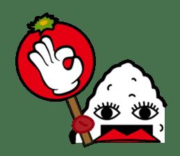kimoi-onigiri sticker #474776