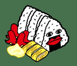 kimoi-onigiri sticker #474777