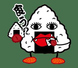 kimoi-onigiri sticker #474782